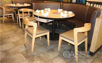 咖啡厅餐桌椅