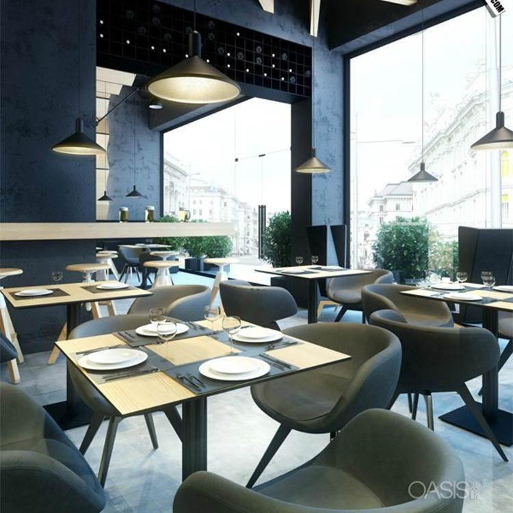 咖啡厅西餐厅桌椅