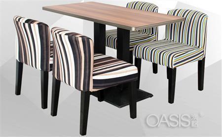 秋季最适合在咖啡厅家具厂家采购咖啡馆桌椅