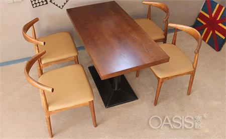 秋季最适合在咖啡厅家具厂家咖啡馆桌椅