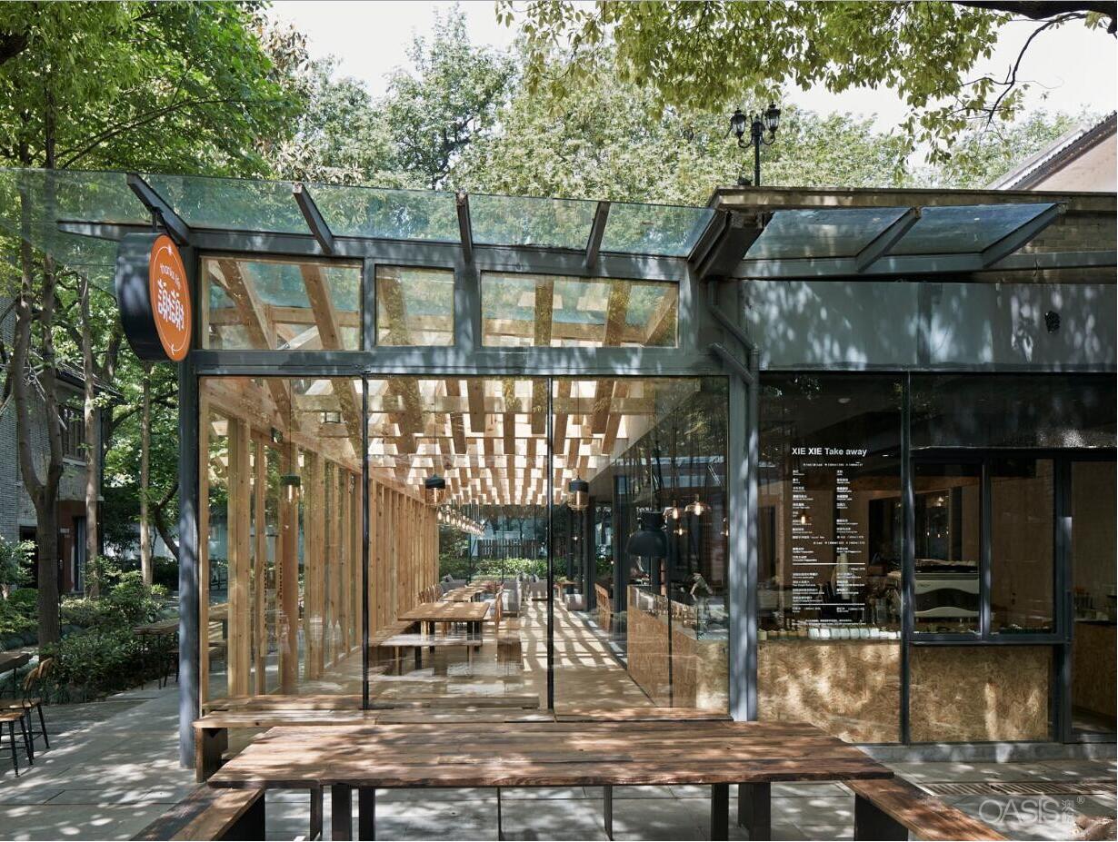 谢谢生活咖啡馆咖啡厅桌椅咖啡厅沙发咖啡厅家具工程项目